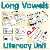 Long Vowels Unit {Special education & Autism Resource}