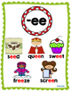 Long Vowels, Vowel Diagraphs, and Diphthongs {Anchor Charts}