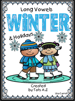 Long Vowels Winter & Holidays
