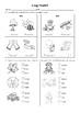 Long Vowels Worksheets