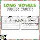 Phonics Writing Long Vowels - Vowel Teams