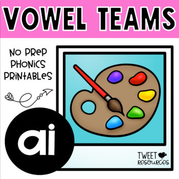 Vowel Teams 'ai'