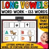Long Vowels (ai, ay, ea, ee, ey, ie, y, igh...)