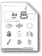 Long Vowels and Short Vowels: /Aa/