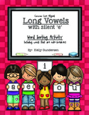 "Long Vowels with Silent 'e' (including ""rule-breakers"")"