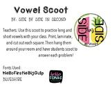 Long Vs. Short Vowel Scoot