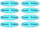 Long Vs. Short Vowel Sound Sort