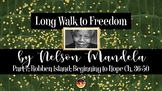 Long Walk to Freedom by Nelson Mandela – Part 7 Robben Island: Beginning to Hope