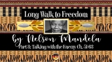 Long Walk to Freedom by Nelson Mandela – Part 8 Talking with the Enemy