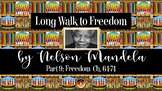 Long Walk to Freedom by Nelson Mandela – Part 9 Freedom (Chapters  64-74)