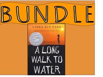 Long Walk to Water BUNDLE