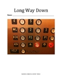 Long Way Down- Jason Reynolds- Comprehension Questions