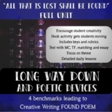 Long Way Down (Jason Reynolds) Project-Based Learning Full Unit