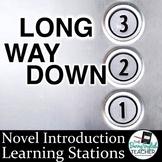 Long Way Down Novel Introduction Station Activity