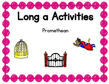 Long a Activities Promethean