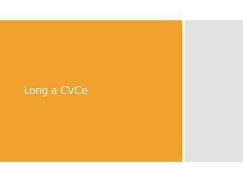 Long a CVCe Phonics Lessons