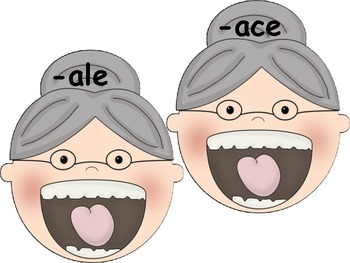 Long /a/ CVCe Word Sort Center -ake, -ame, -ale, -ace, -ate