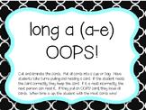 Long a CVe OOPS