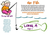 Long a Magic e (Sneaky e) Go Fish - Literacy Center Game