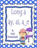 Long a Meltdown: ay, ai, a_e