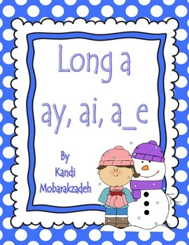 Long a Meltdown: ay, ai, a_e