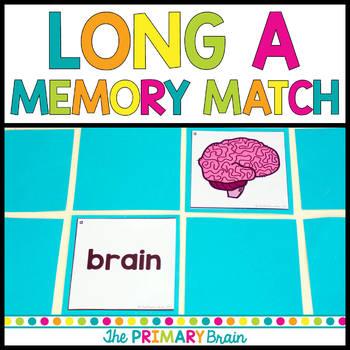 Long a Memory Match Game