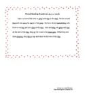 Long a Story Practice and Practice Words 1