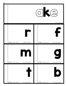 Long a (a_e, ai, ay) Word Family FLIP Books