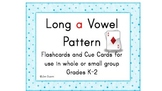 Long a Vowel Pattern Cards