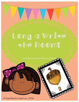 Long a Write the Room