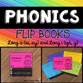 Journeys Two of Everything  Long a- ai, ay, Long i- y, igh | Phonics Flip Book