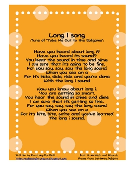 Long a and i songs