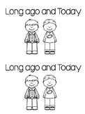 Long ago and Today Reader