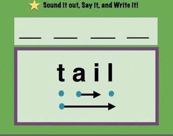 Long  A  Sound - ai Words Small Group Reader