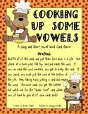 Long and SHort Vowels Word Game Pack