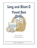 Long and Short O Word Sort