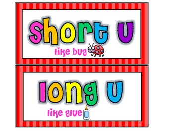 Long and Short U