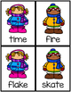 Long and Short Vowel Activities