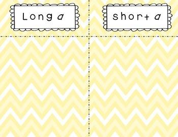 Long and Short Vowel Bundle
