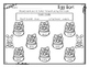 Long and Short Vowel Easter Egg Activity Pack