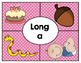 Long and Short Vowel Puzzles