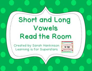 Long and Short Vowel Read the Room