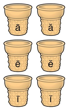Long and Short Vowel Sort