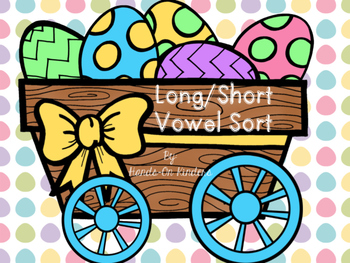 Long and Short Vowel Sorting Center