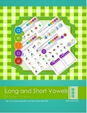 Long and Short Vowel Sorting Sheets