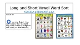 Long and Short Vowel Sound Guided Mini Lesson and Song