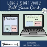 Long and Short Vowel Word Sort