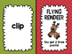 Long and Short Vowel Words: Shout It Out (Christmas Edition Bundle)
