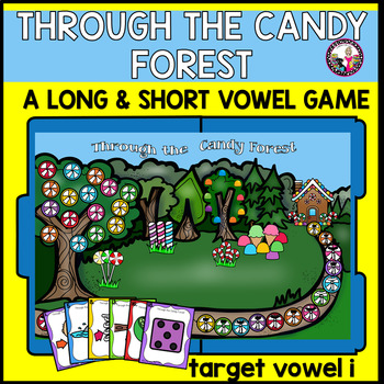 Long and Short Vowel Game