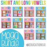 Long and Short Vowels Mega Bundle